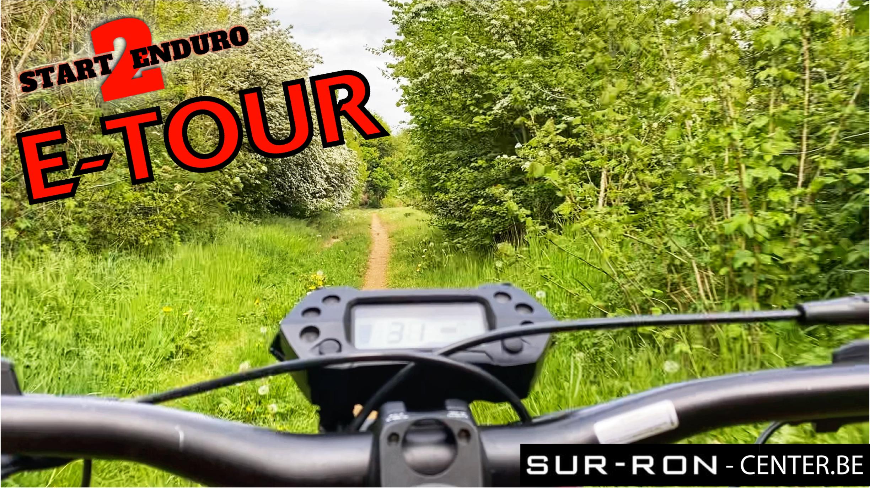 Sur-Ron Center.be TOUR