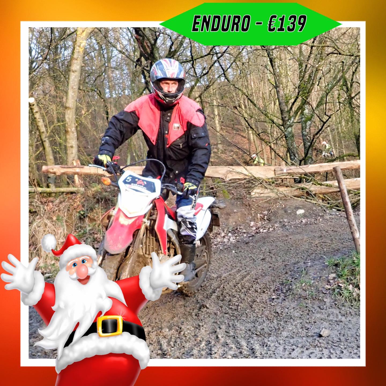 Kerst-initiaties Bilstain Endurofun 16