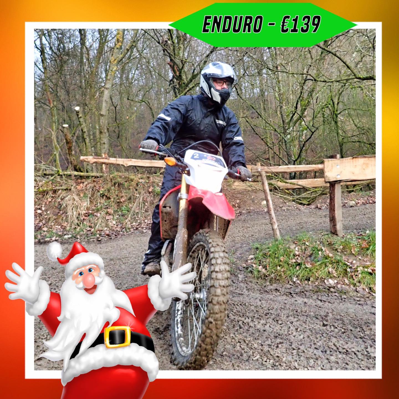 Kerst-initiaties Bilstain Endurofun 20