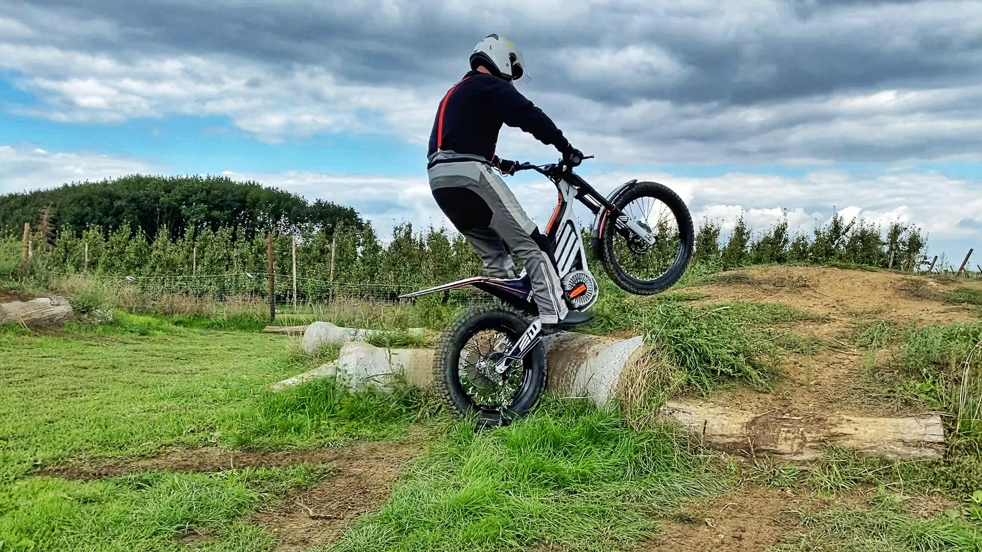 electric motion center.be trial training Endurofun1