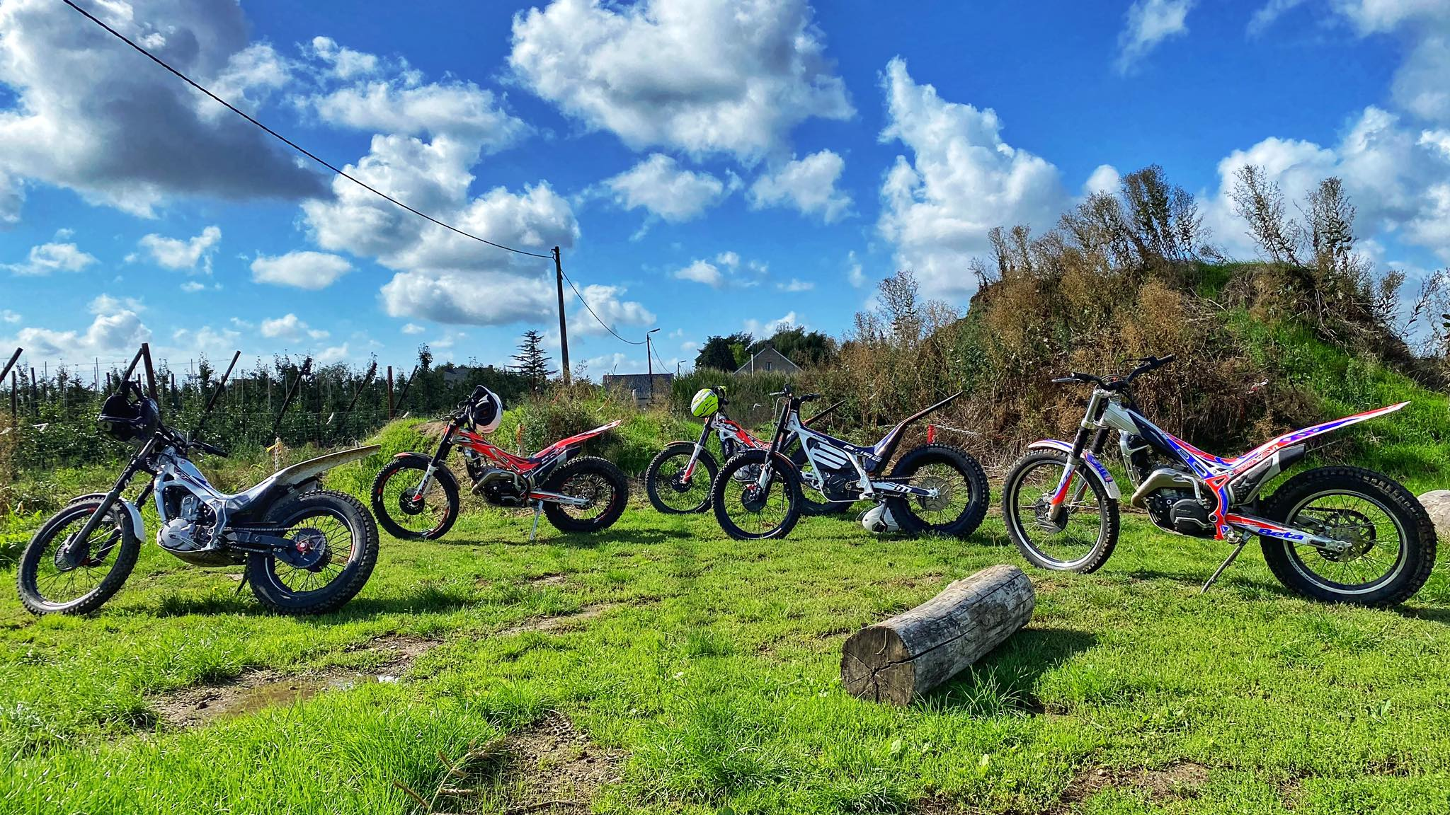 electric motion center.be trial training Endurofun11