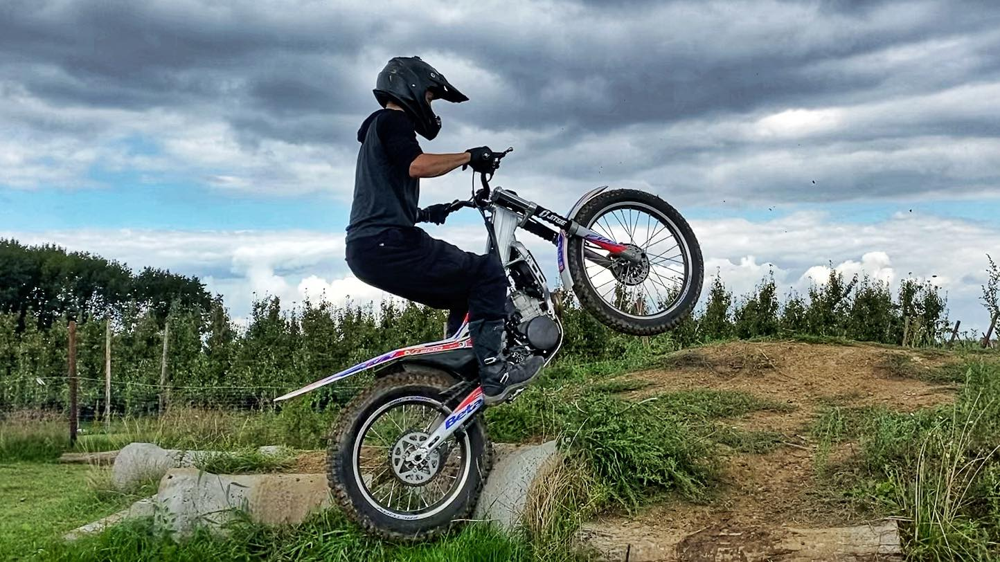 electric motion center.be trial training Endurofun12