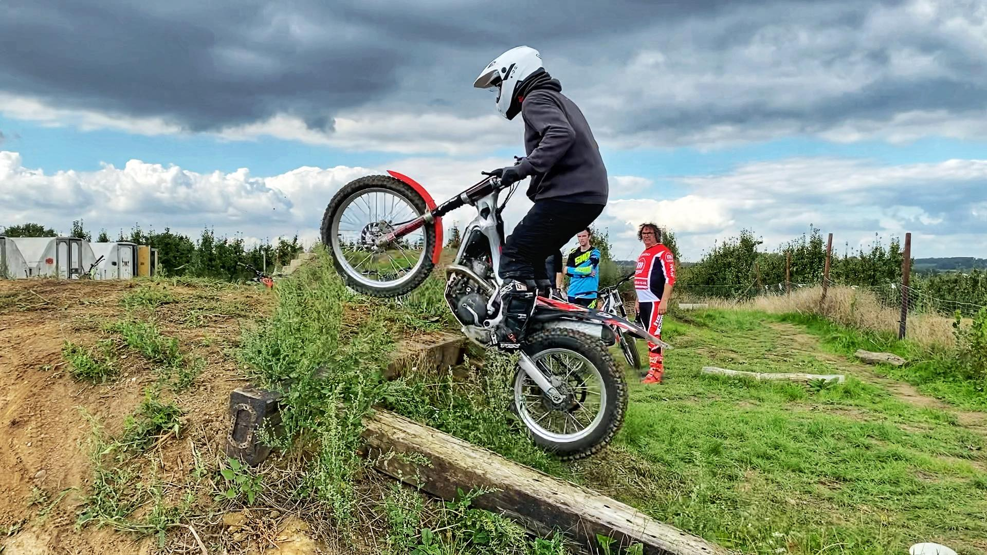 electric motion center.be trial training Endurofun3