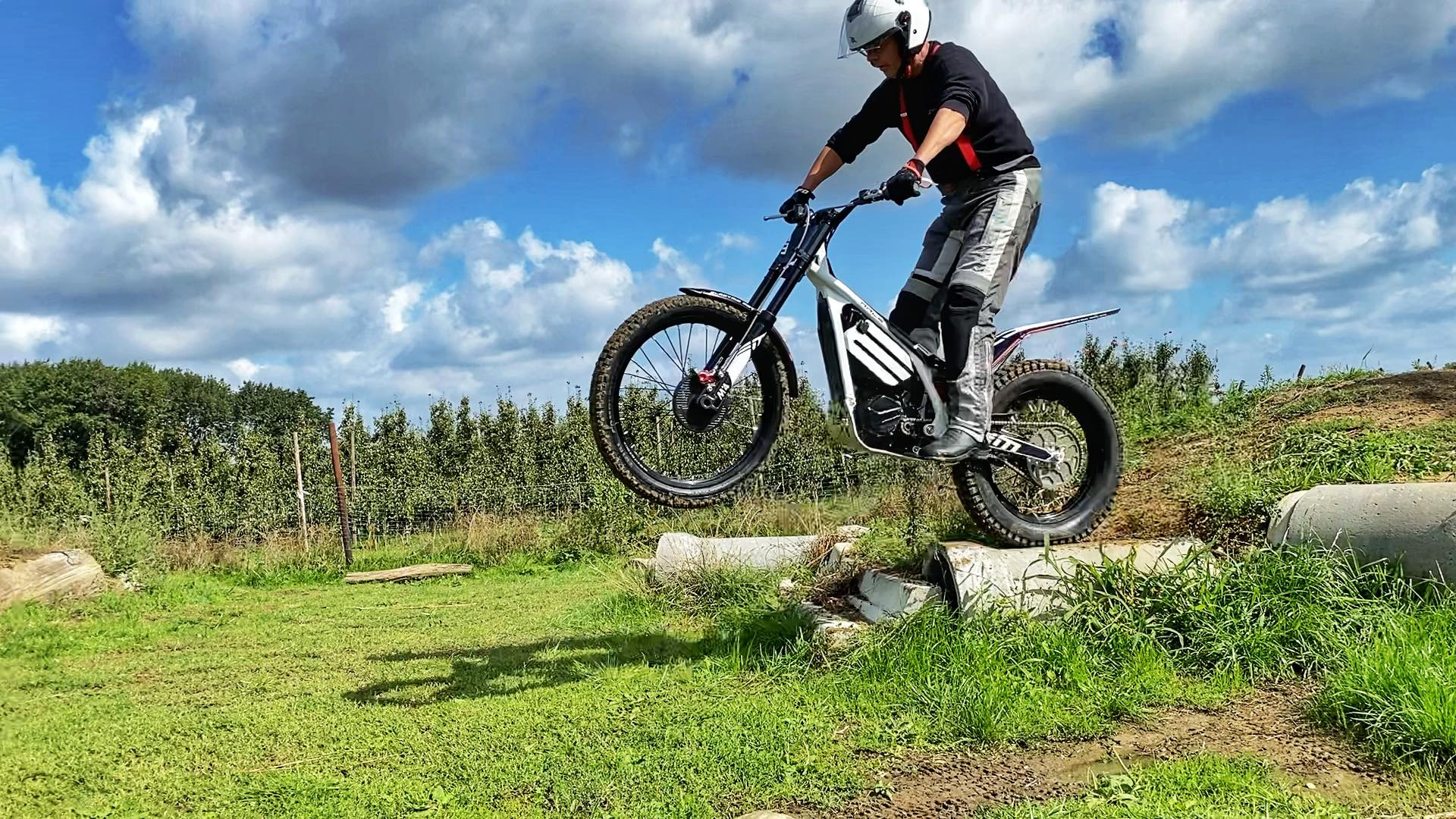electric motion center.be trial training Endurofun7