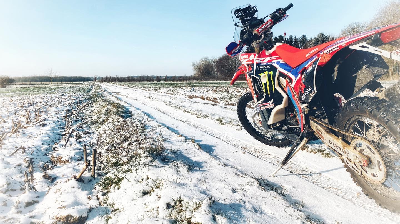 Endurofun CRF mid winter 2
