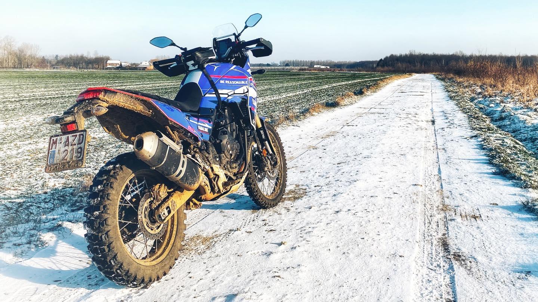 Endurofun Yamaha Tenere mid winter 4