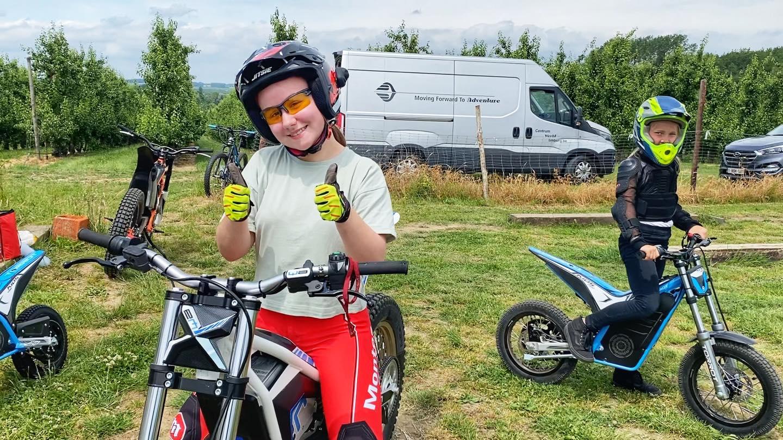 Torrot KIDS SCHOOL Belgium elektrische kids Trial Cross Supermotard 7
